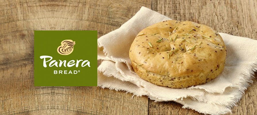 Panera Bread Rolls Out Gluten-Free Rosemary Focaccia Rolls in Detroit