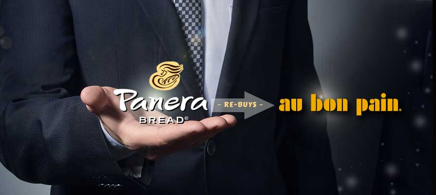 Panera Bread Re-Acquires Au Bon Pain, Ron Shaich Comments