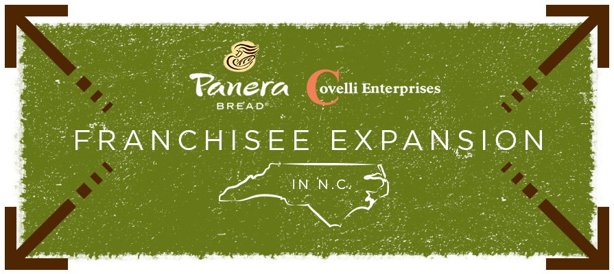 Biggest Panera Franchisee Sets Eyes on North Carolina Expansion