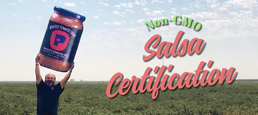Papalote Salsa Receives Non-GMO Project Verified Certification on Salsas