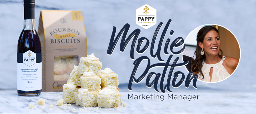 Pappy & Company's Mollie Patton Discusses its Bourbon-inspired Products