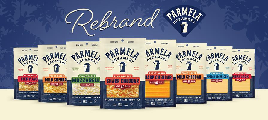 Parmela Creamery's Parker Salomone Discusses Rebrand
