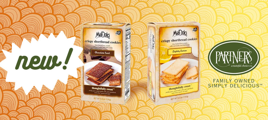 PARTNERS®, A Tasteful Choice Company, Debuts New Delicacies and Fresh Packaging