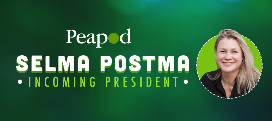 Peapod Names Selma Postma as New President