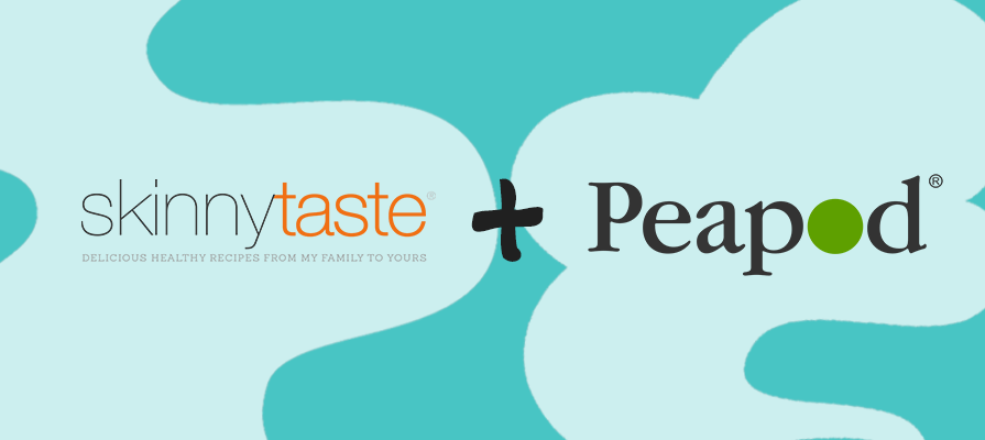 Peapod Partners with Gina Homolka of Skinnytaste for the First Air Fryer Meal Kit