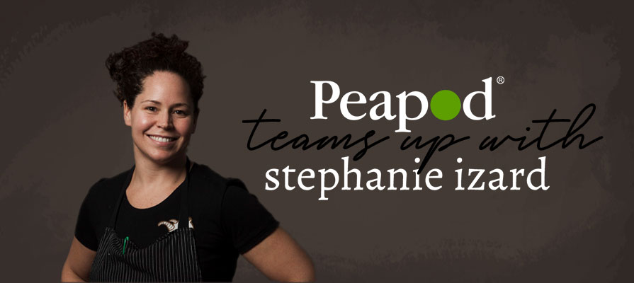 Peapod Partners with Stephanie Izard for New Meal Kit Line