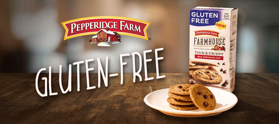 Pepperidge Farm® Debuts Gluten-Free Products