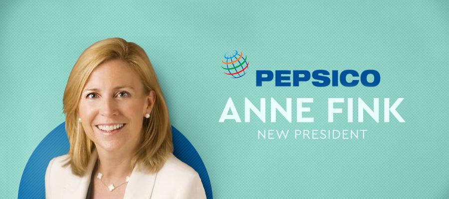 Anne Fink Named President of PepsiCo Global Foodservice