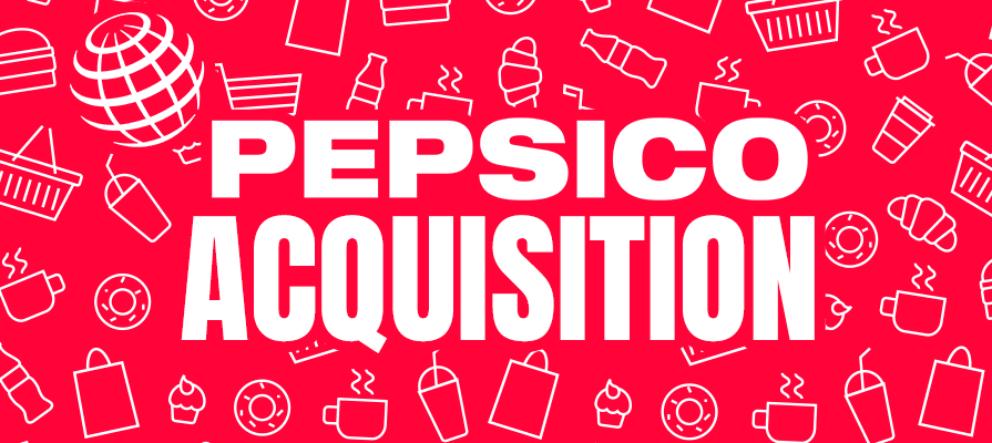 PepsiCo Acquires Chinese Snacking Company for $705M