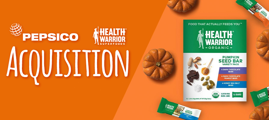PepsiCo Acquires Health Warrior