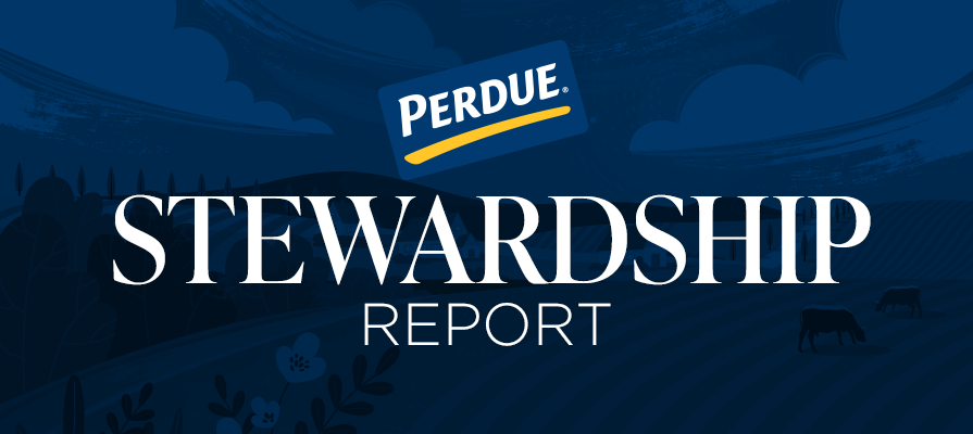 Perdue Farms Releases Its Fiscal Year 2021 Company Stewardship Report; Jim Perdue Comments