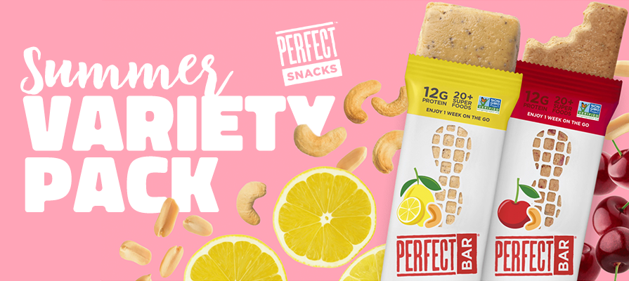 Perfect Snacks® Launches Summer Variety Pack with New Perfect Bar® Flavors