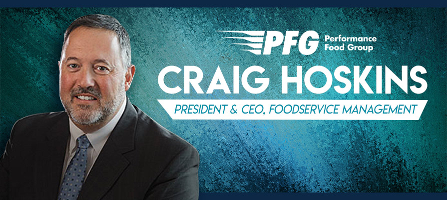 Performance Food Group Names New President & CEO of Foodservice