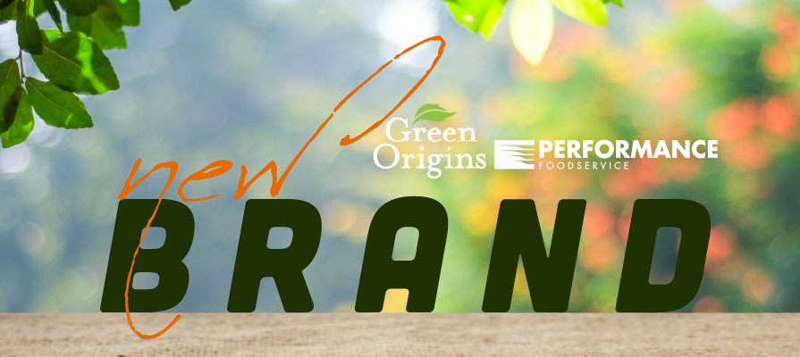 Performance Foodservice Launches Green Origin Brand