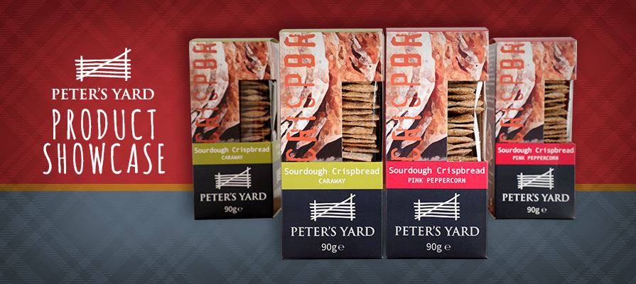 Peter's Yard Crispbreads Offer Great Taste, Substantive Crunch