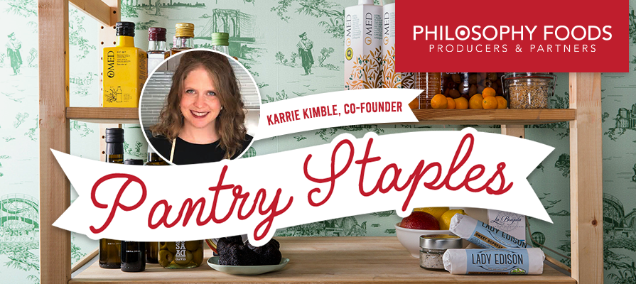 Philosophy Foods Offers a Variety of Consumer Pantry Staples