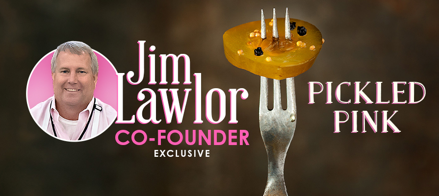 Jim Lawlor Reveals Pickled Pink Foods' New Additions