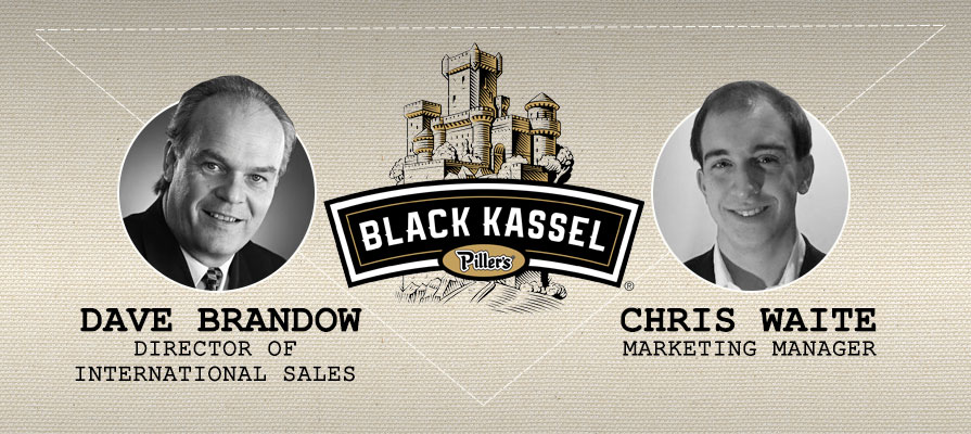 Black Kassel's Dave Brandow and Chris Waite Discuss Product Lines, Winter Fancy Food Show, and More