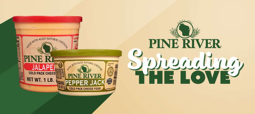 Pine River Pre-Pack Continues to Produce Award-Winning Cheese Spread During Pandemic