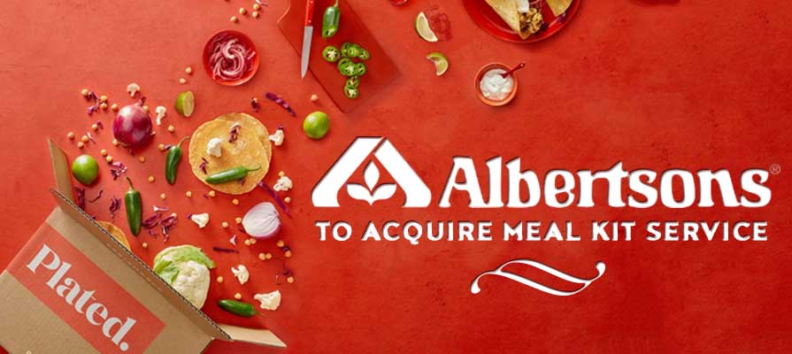 Albertsons Acquires Meal Kit Provider Plated