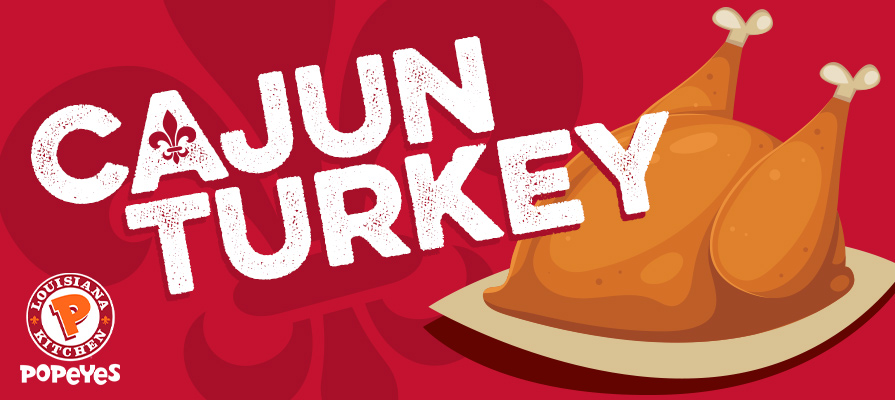 Deli Market News Tries Popeyes Thanksgiving Turkey