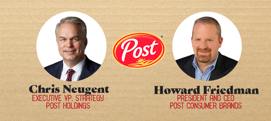Post Holdings Announces Senior Leadership Changes