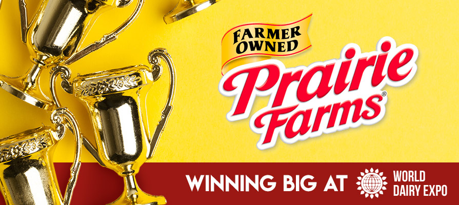"Prairie Farms Continues ""Best of the Best"" Tradition at World Dairy Expo"