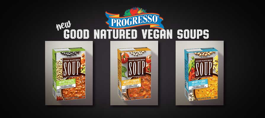 General Mills' Progresso™ Brand Unveils New Line of Good Natured Soups