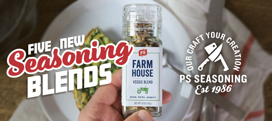 PS Seasoning Launches New Line of Seasoning Grinders