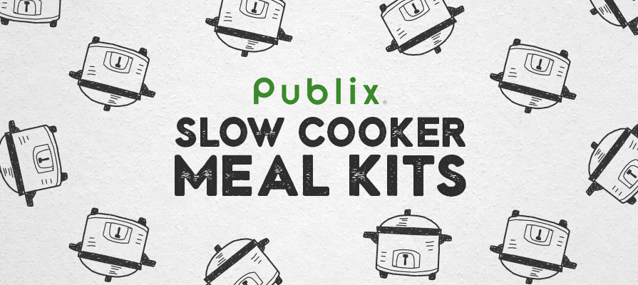 Publix Launches Line of Slow Cooker Meal Kits