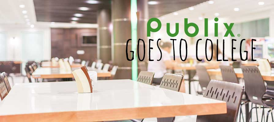 Publix Prototype to Hit University of South Florida Campus