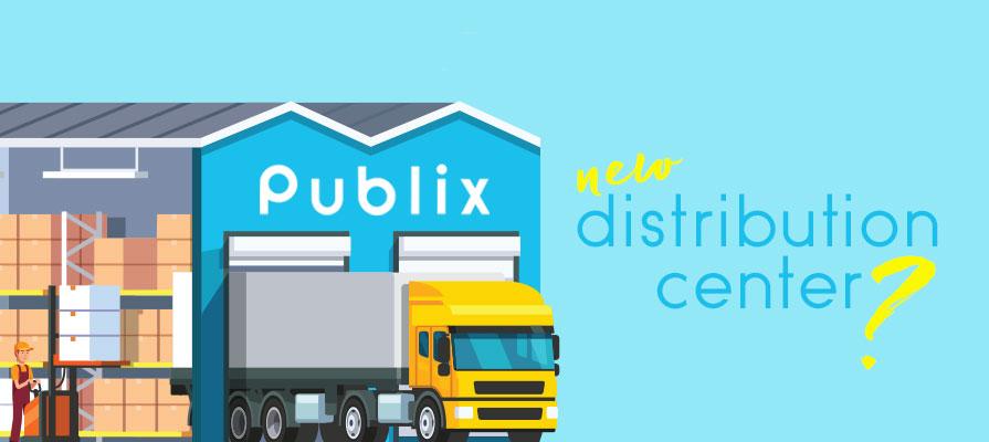 Publix Eyes New $400 Million Distribution Center