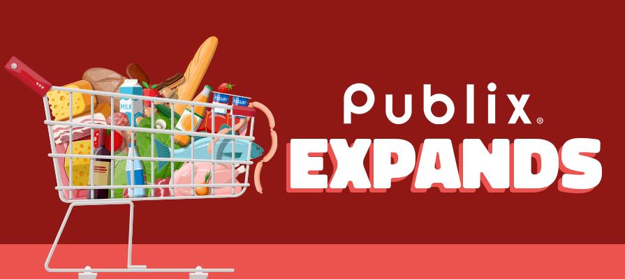 Publix Announces Two New Stores
