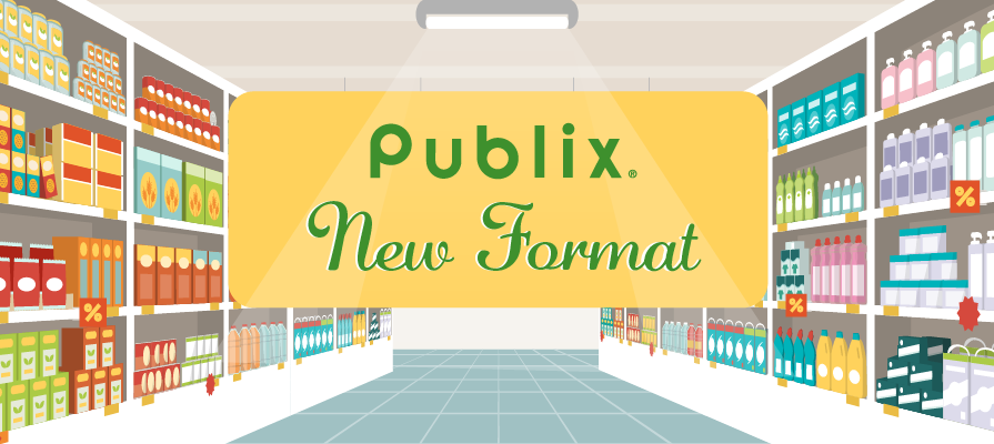 Publix Adopts a New Format For Tampa Store