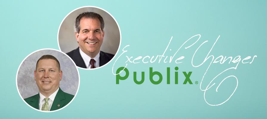 Publix Atlanta Division Vice President to Retire; New Vice President Announced