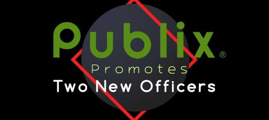 Publix Announces New Promotions and Executive Changes