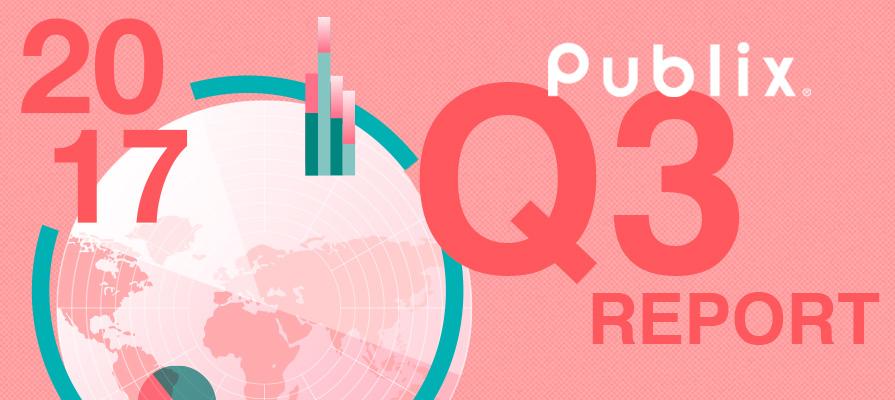 Publix Sees Sales Jump for Third Quarter of 2017