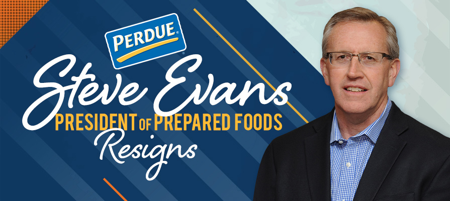 Perdue Farms' President of Prepared Foods Resigns