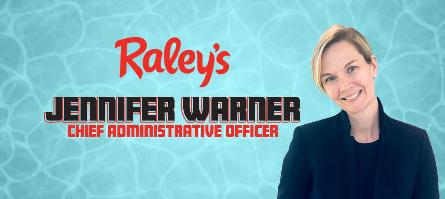 Raley's Appoints Jennifer Warner as Chief Administrative Officer