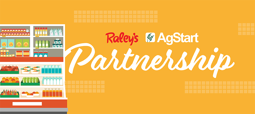 Raley's Partners With AgStart for Incubator Food Lab