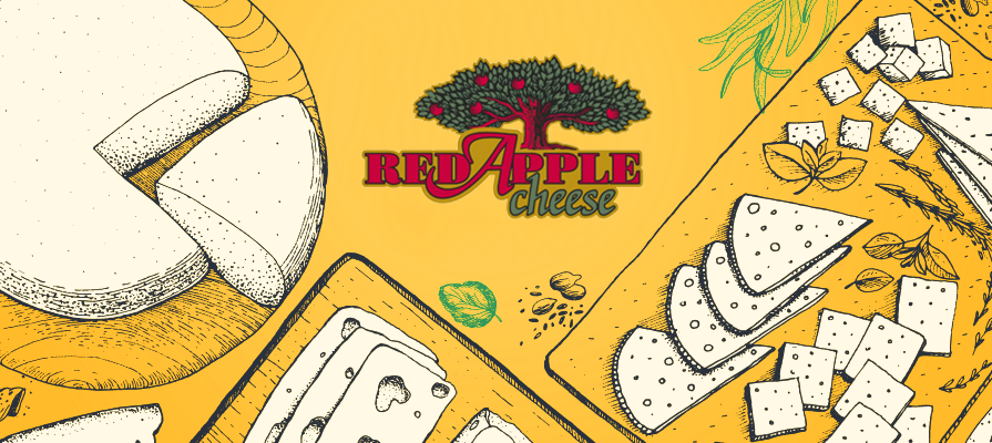 Red Apple Cheese Launches New Line