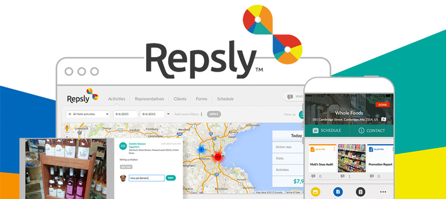 Repsly's Mobile CRM Tools Inform Managers, Increase Efficiency
