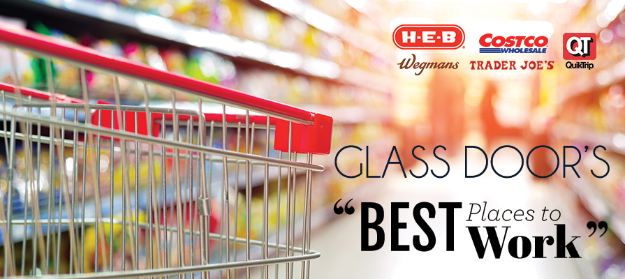 H-E-B, Trader Joe's, Costco, and Wegmans Top Best Places to Work List