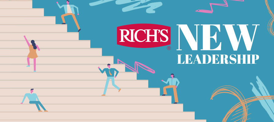 Rich Products Promotes Seven Senior Executives to Leadership Roles