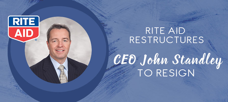 Rite Aid Restructures, CEO Resigns