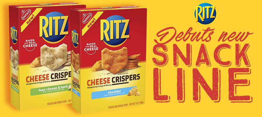RITZ® Brand Debuts New Line