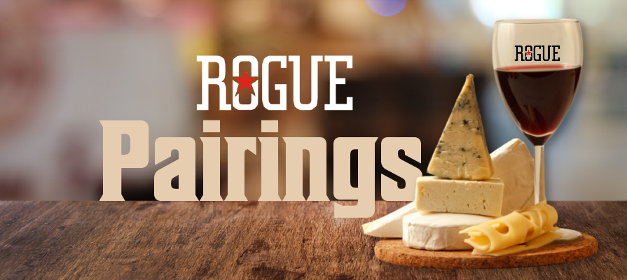 Rogue Ales & Spirits Reveals Pairings