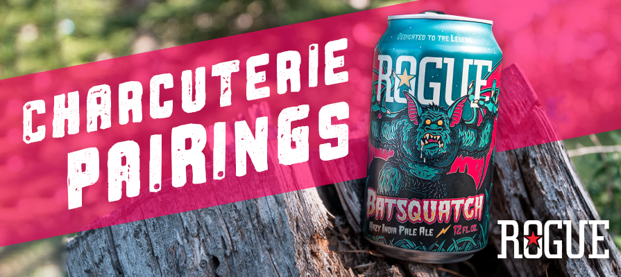 Rogue Ales & Spirits Touts Charcuterie Pairings
