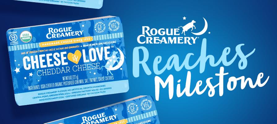 Rogue Creamery Reaches 1K Milestone