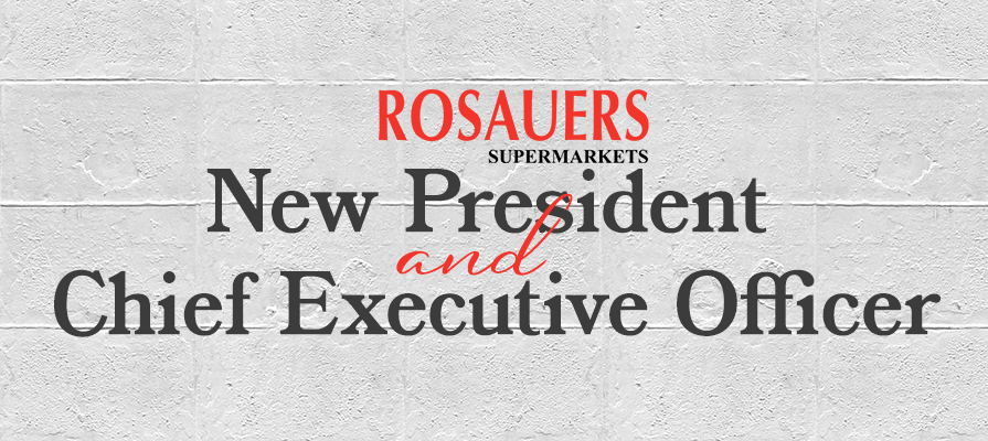 Rosauers Supermarkets President and CEO Jeff Philipps Announces Retirement; Cliff Rigsbee Named as Successor